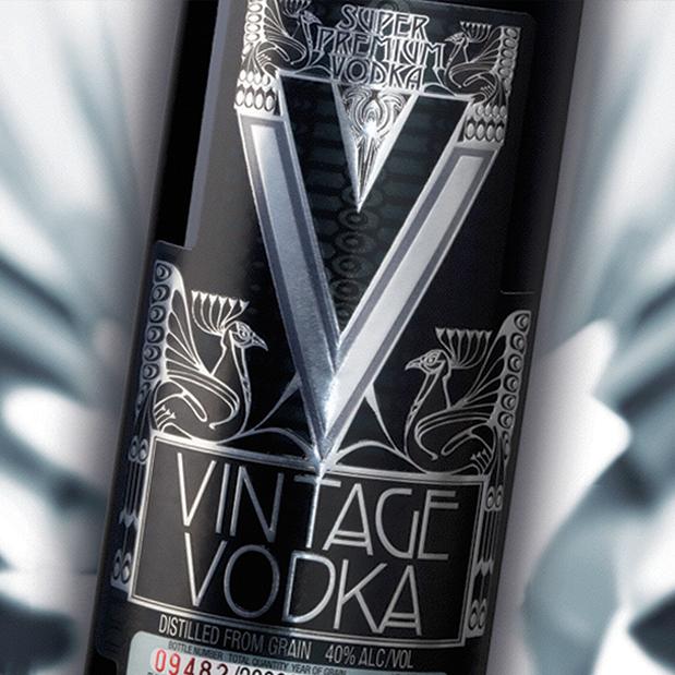 Vintage Vodka